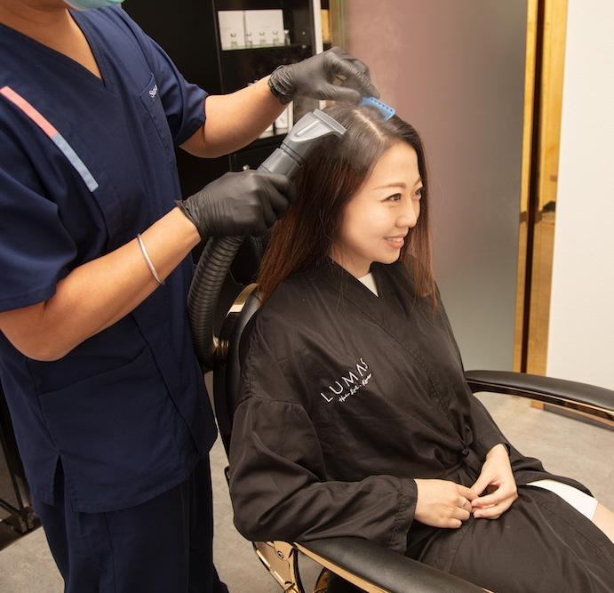 I-MIST 育髮療程 2